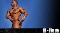 Muscle Hunks - B-Rock solo Part 2 - Intense B-Rock