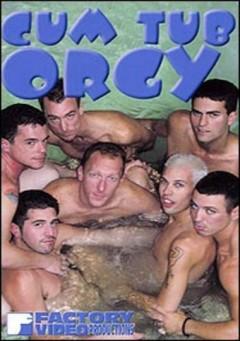 Cum Tub Orgy (2007)