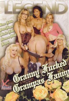 Granny Fucked Grandpa's Fanny