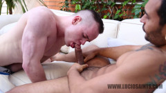 Lucio Saints Diesel OGreen free gay film