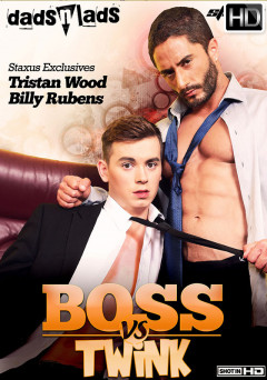 Boss Vs Twink . New cute Gay NSFW porn.