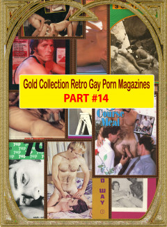 Gold Collection Retro Gay Porn Magazines - Part 14
