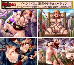 [H-GAME] The Legend of Kokake -Side Scrolling Hentai Action Game-