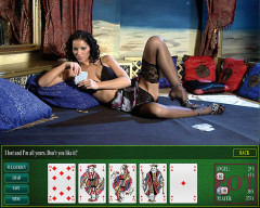 (Sex Game) All Star Strip Poker