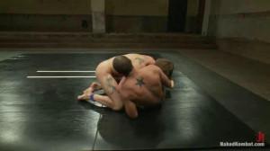 Leo Forte vs Trent Diesel - The Bondage Match