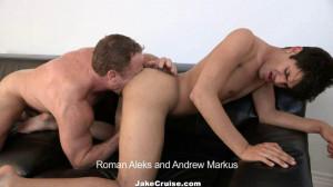 Roman Aleks & Andrew Markus