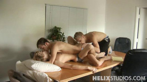 Conference Room Threeway