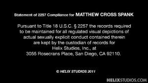 Matthew Cross Gets It