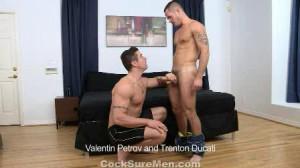 Trenton Ducati & Valentin Petrov
