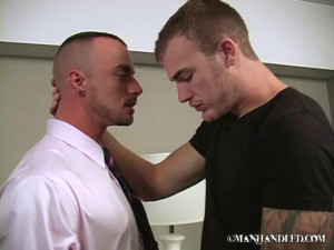 ManHandled - Rentboy - Christian and Jessie