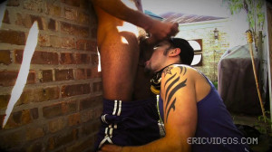 EVideo - Antonio Biaggi and Luiss - Bareback (11 Apr)