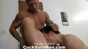 Gay Coach 6 with Bo Dean and Kyler Wes