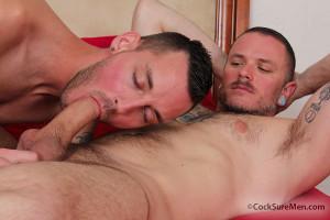 Gio Ryder & Max Cameron Bareback