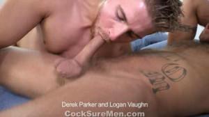 Derek Parker & Logan Vaughn