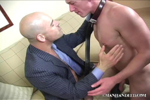 ManHandled - Training A Boy - Adam and Kieron