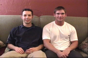 Pat and Sam - Up for grabs Scene #1 - Austin And Ryan Have Sensual Fun