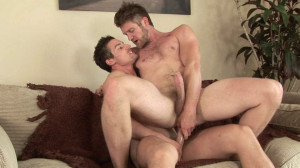 Colby Keller and Kevin Falk