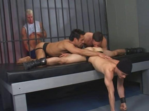 Manhandled A Latino Gangbang  ( Electro Video, Channel 1 Releasing )