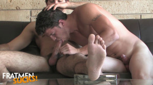 Liam And Marshall Jacking Off Together
