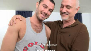 Jessy Ares Serviced