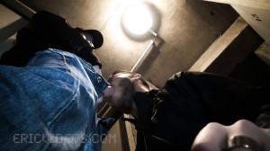 Yan gets fucked by Darko in a basement