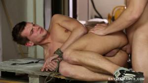 GayWarGames - Alex and Romero - Gay on Base 4