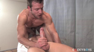 CB - Kevin Crows and Alex Waters Massage