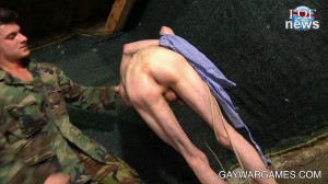 GayWarGames - The General 02