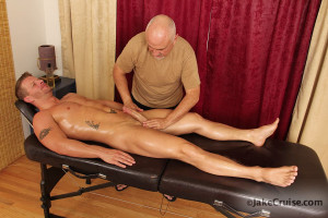 Jeremy Stevens Massaged