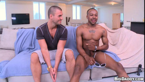 Its Gonna Hurt - Big Black Dick For White Guy