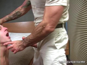 ManHandled - Late For Dinner - Nick and Derrek