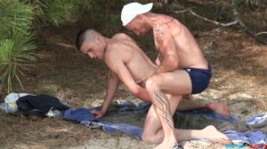 FrenchDudes - Kyle Lena and Jess Royan