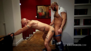 Aymeric Deville gets filled by an Italian Stallion