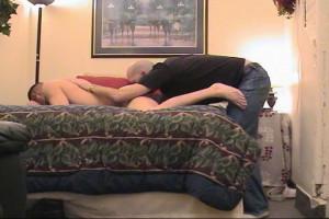 Pat and Sam - Cades anal awakening Scene #2