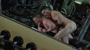 Colt & Truman's Work Out