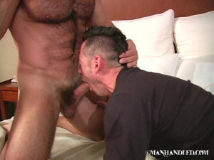 Brad Kalvo Screws Power Bottom Ari Silvio