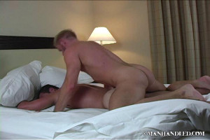 ManHandled - Worship Part ll - Anthony and Christopher