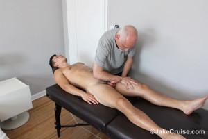 David Plaza Massaged