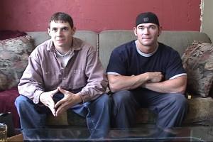 Pat and Sam - Stud Wood 3 - Scene #5 - Jason & Austin