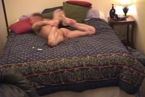 Pat and Sam - Fuck rod Scene #3 - Santana And Cade Gay Hotel Fuck