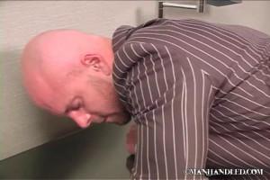 ManHandled - Domination 101 - Dean Monroe and Mitch Vaughn pt1