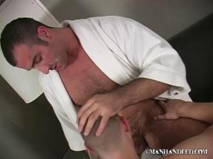 ManHandled - The Paperboy - Spencer and Spencer