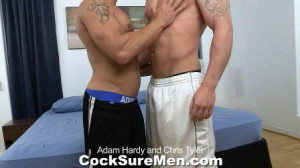 Adam Hardy & Chris Tyler