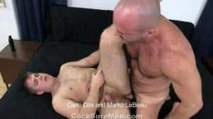 Carlo Cox & Marko LeBeau