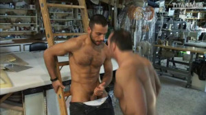 Down and Dirty Scene 2 Stany Falcone and  Brad Kalvo
