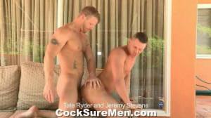 Tate Ryder & Jeremy Stevens