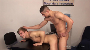 Ivan Mraz and Peter Van Don RAW - Airport security