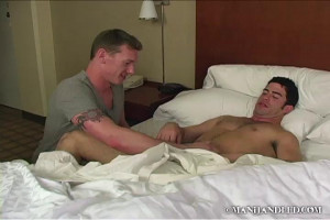 ManHandled - Kieron Ryan and Troy Collins in Use Me
