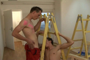[Puppy Productions] Workers cumpensation Scene #1