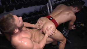 Dawson & Quinn's Gym Fuck